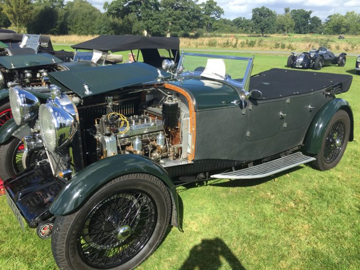 2 litre low chassis tourer