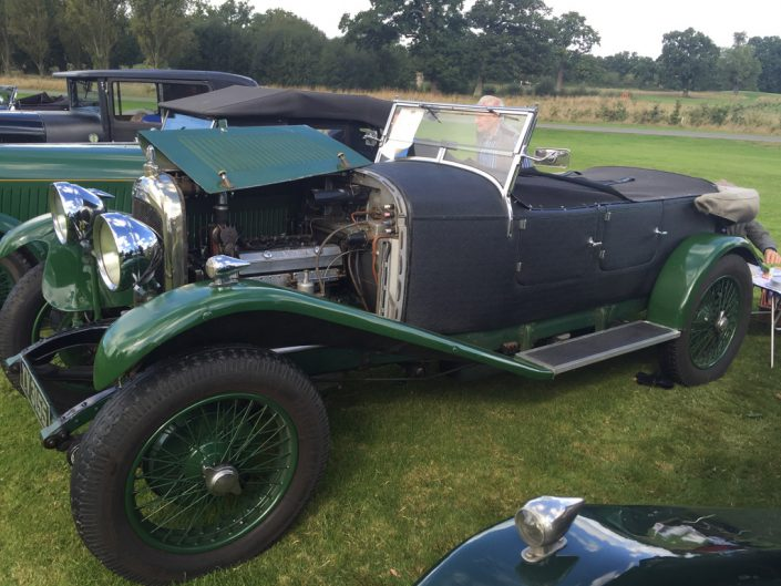 2 litre high chassis T1 bodied tourer