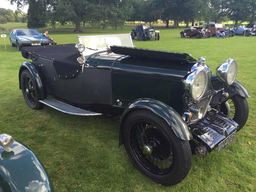 2 litre low chassis T2 bodied tourer