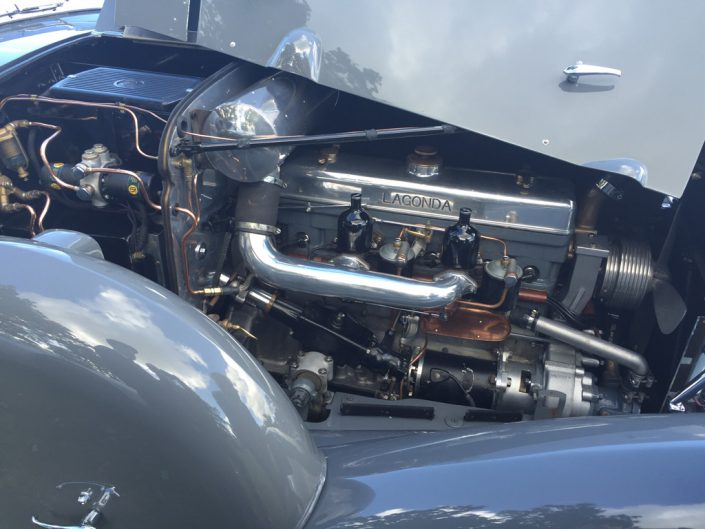 LG45 engine bay (rebuild by Bishopgray)
